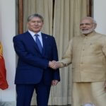India, Kyrgyzstan to work together against terrorism Signed 6 Agreements : PM Modi