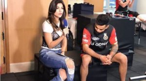 Virat Kohli was looking at the cue card: Archana Vijaya Reacts on Viral Picture 1