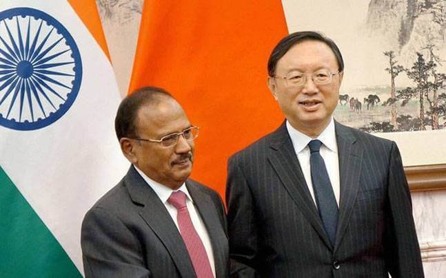 NSA Ajit Doval arrives in Beijing as Sikkim standoff continues