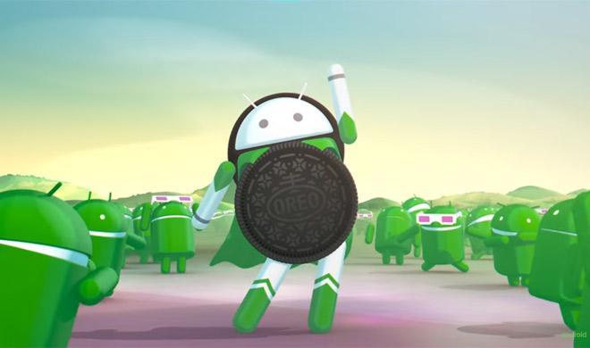 Google's Android Oreo 8.0
