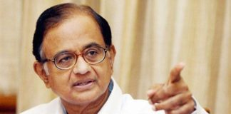 chidambaram called gst faulty and noteban foolish step