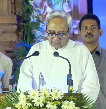 Naveen patnaik copied PM Narendra Modi by Children's Day Celebration live telecast