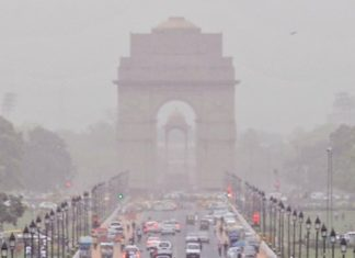 delhi air pollution levels under odd even scheme