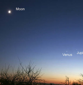 venus jupiter conjunction 2017 details with time and location