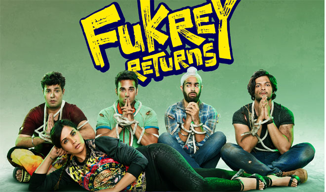 'Fukrey Returns' mints over Rs 8 crore on opening day