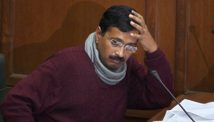 AAP seeks time with President, says EC's recommendations unconstitutional