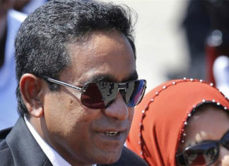 Maldives President Warns India Against Interfering in Its Internal Affairs