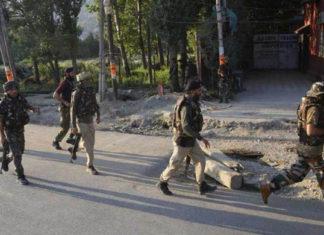 Militants Hurl Grenade in Police Station Terrorist in Custody Killed