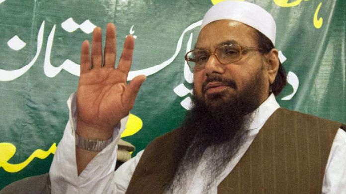 Hafiz Saeed Threatened By BAN Says Pakistan Action will not Be Tolerated