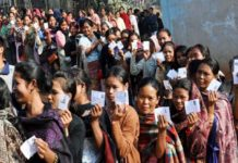 LIVE: Nagaland-Meghalaya voting continues between strong security