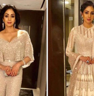 Bollywood Actor Sridevi last Pictures From Mohit Marwah Wedding