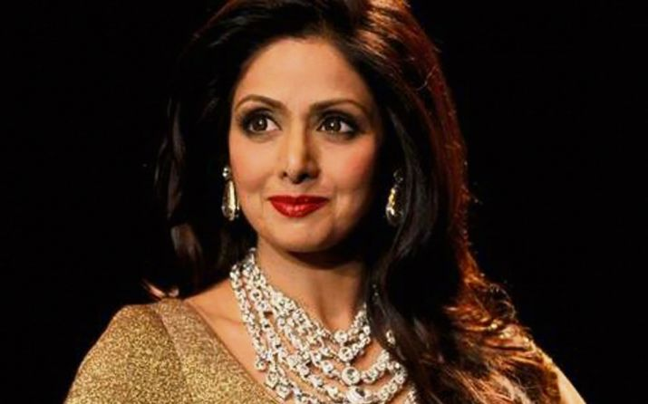 First female superstar of Bollywood Sridevi Kapoor is dead
