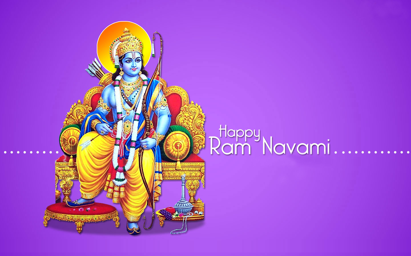 Sri Ram Navami 2018 Wishes Hd Images Messages Quotes
