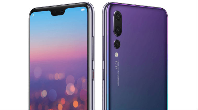 Huawei P20 Pro: Live Battery from 8.0 1