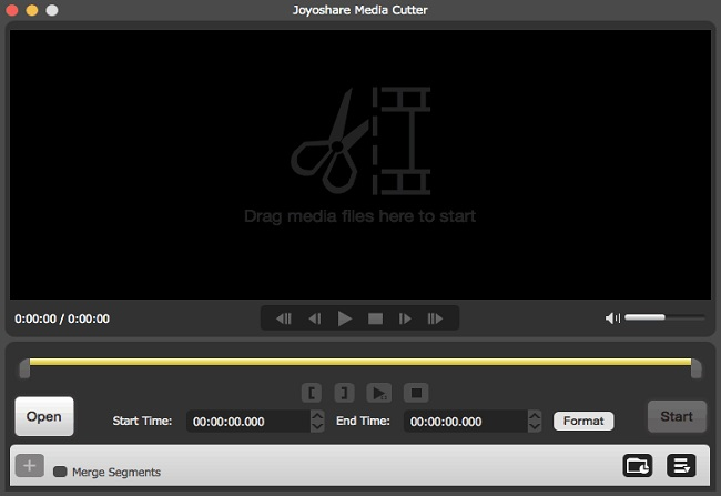 Review of Joyoshare Media Cutter Software 2